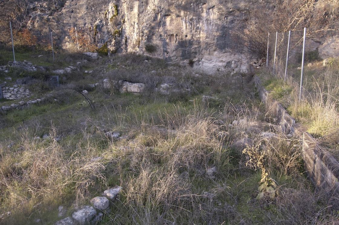 Restos del Asentamiento Íbero