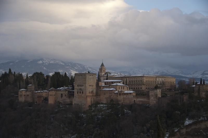 Palacios Nazaríes, de Carlos V y Santa María de la Alhambra