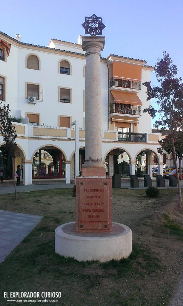 Monumento a la Constitución de los Federales de Andalucía de 1883