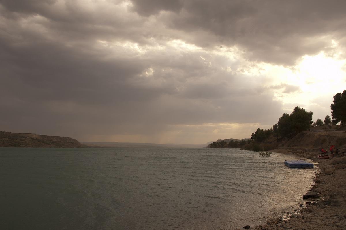 Playa del Negratín