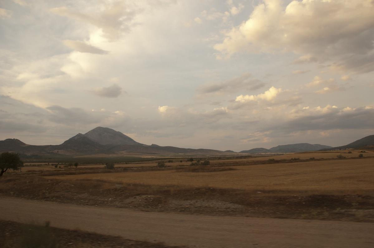 Cerca de Huescar