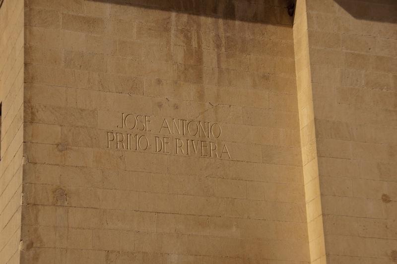 Montefrío: Primo de Rivera
