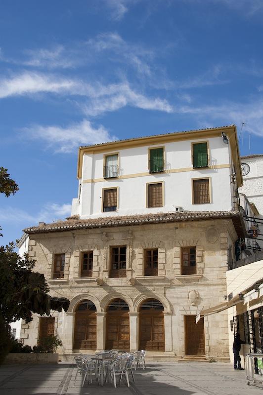 Montefrío: Casa de los Oficios