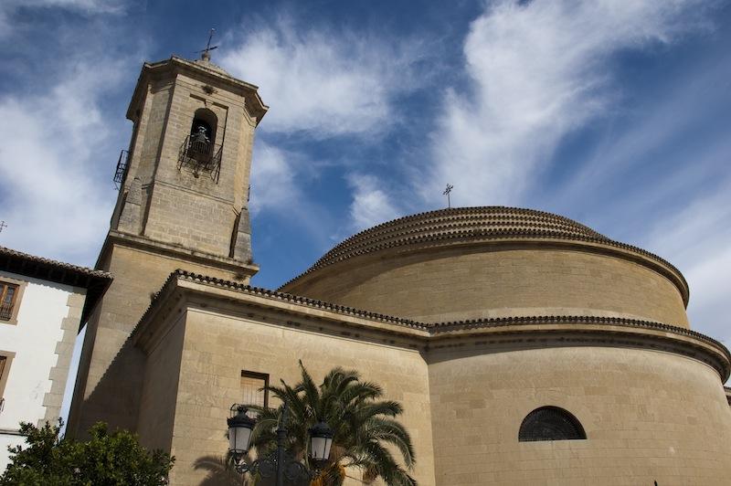 Montefrío: Iglesia de la Encarnación