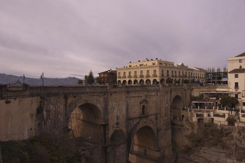 Parador y Puente Nuevo