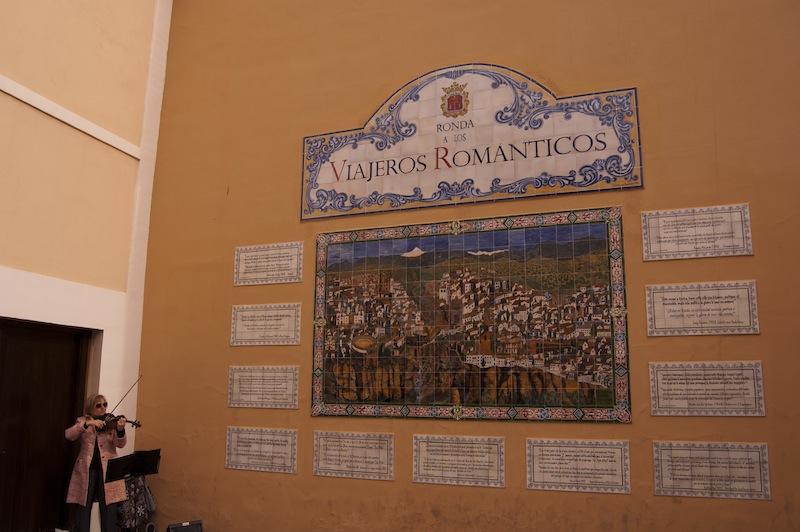 Homenaje a los Viajeros Románticos