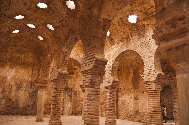Baños Árabes: Sala templada