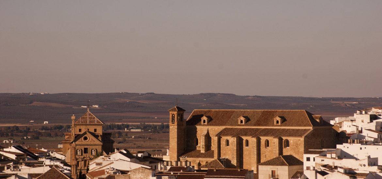 Antequera desde la Alcazaba