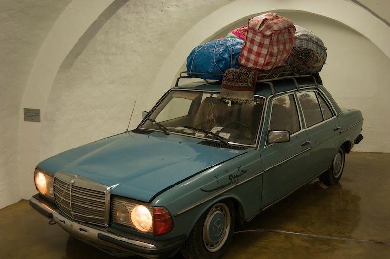 NMAC: El Viaje - Habibi por Pilar Albarracín